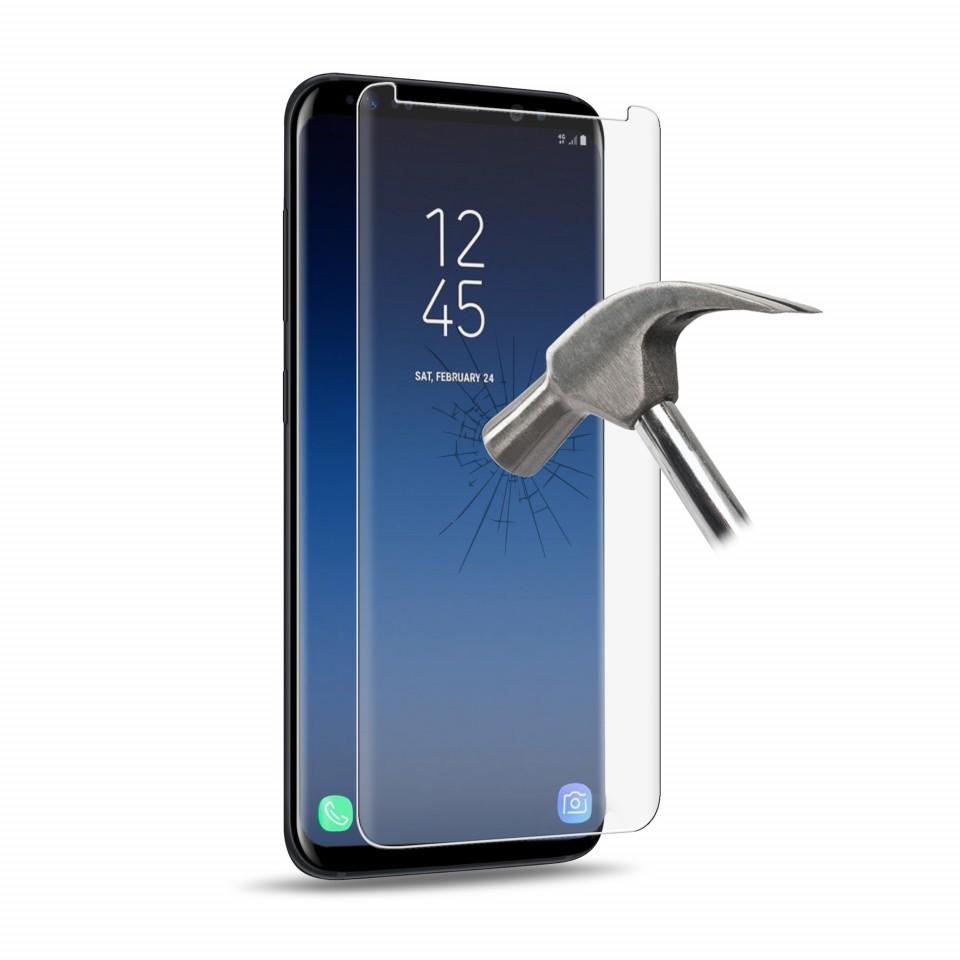 Vidro Temperado puro Full Edge para Samsung Galaxy S9