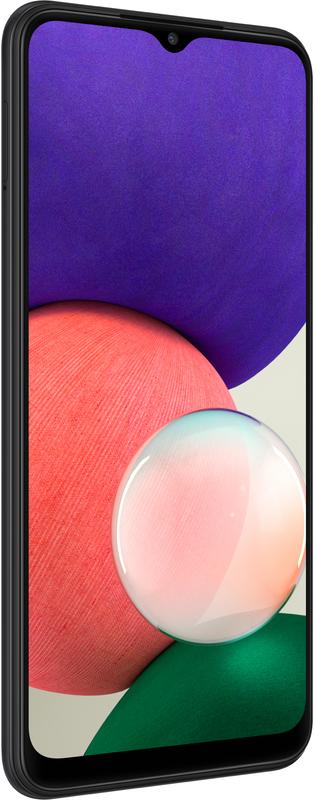 "Samsung - Smartphone Samsung Galaxy A22 5G 6.6"" (4 / 128GB) 90Hz Preto"