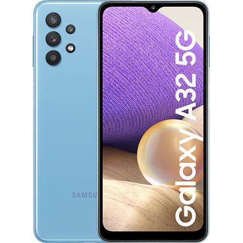 """Samsung - Smartphone Samsung Galaxy A32 5G 6.5"""" (4 / 128GB) Azul"""