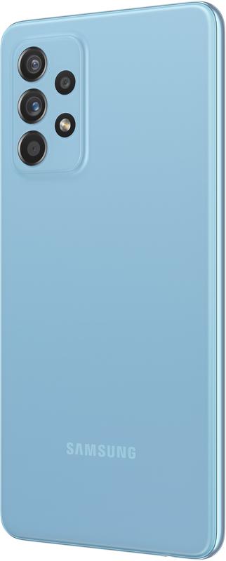 """Samsung - Smartphone Samsung Galaxy A52 6.5"""" (8 / 256GB) Azul"""