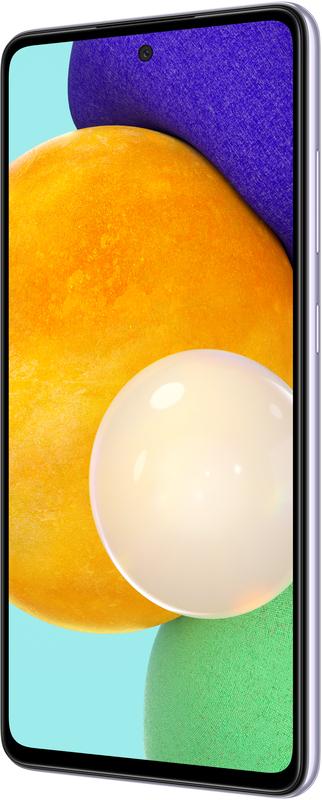 """Samsung - Smartphone Samsung Galaxy A52 5G 6.5"""" (6 / 128GB) Violeta"""