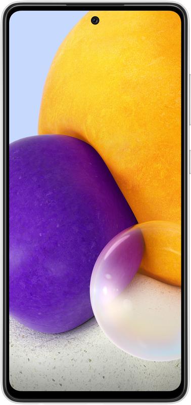 "Samsung - Smartphone Samsung Galaxy A72 6.7"" (6 / 128GB) 90Hz Branco"