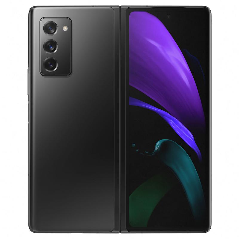 Samsung - Smartphone Samsung Galaxy Z Fold 2 5G (12 / 256GB) Mystic Black