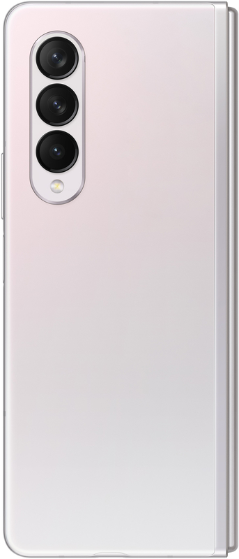 """Samsung - Smartphone Samsung Galaxy Z Fold 3 5G 7.6"""" (12 / 256GB) Silver"""