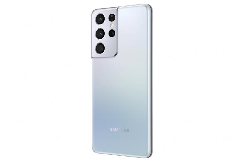 "Samsung - Smartphone Samsung Galaxy S21 Ultra 5G 6.8"" (12 / 256GB) 120Hz Silver"