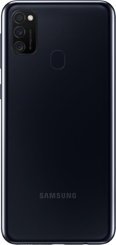 "Samsung - Smartphone Samsung Galaxy M21 6.4"" (4 / 64GB) Preto"