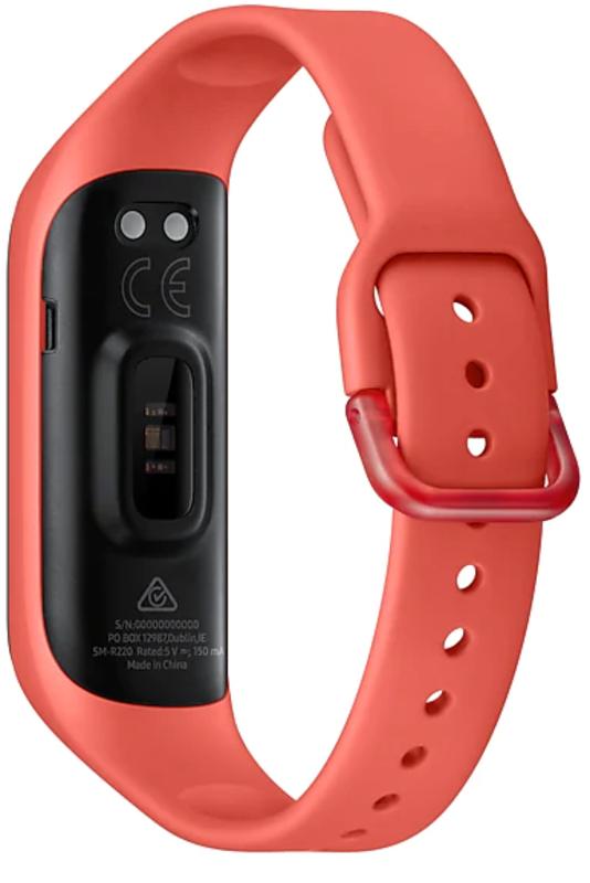 Samsung - Smartband Samsung Fit2 Vermelho