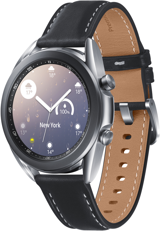 Smartwatch Samsung Galaxy Watch 3 41mm Prateado
