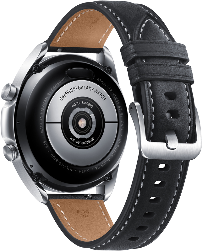 Samsung - Smartwatch Samsung Galaxy Watch 3 41mm Prateado