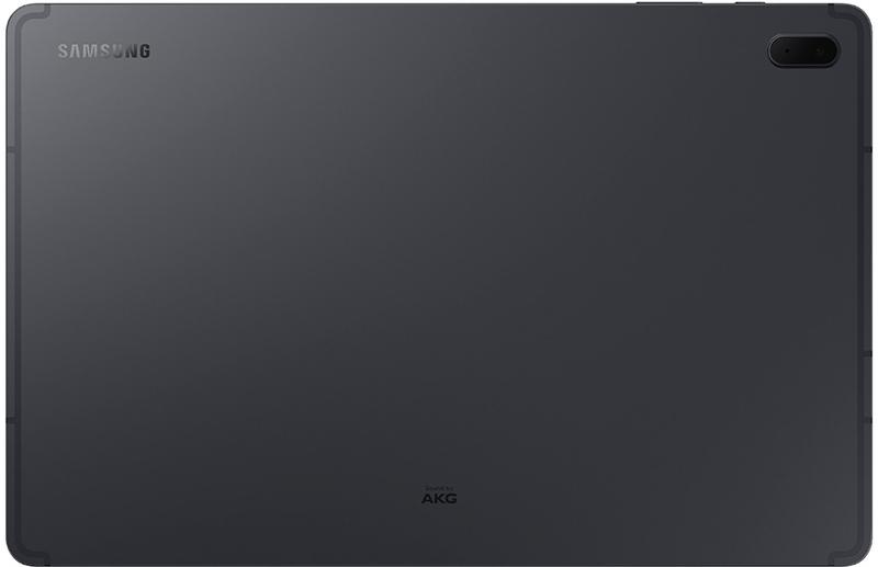 """Samsung - Tablet Samsung Galaxy Tab S7 FE 12.4"""" (4 / 64GB) 5G Mystic Black"""