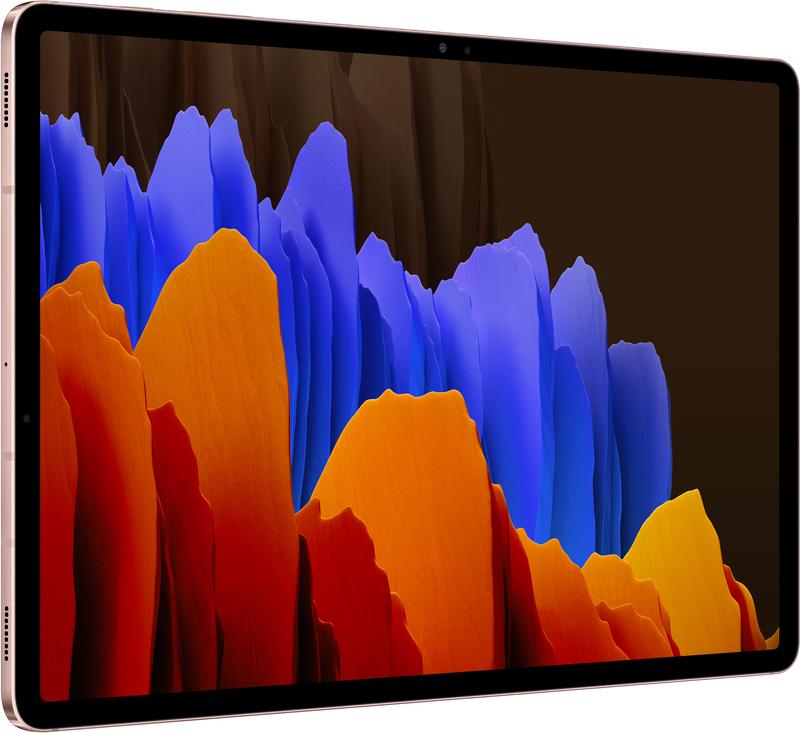 """Samsung - Tablet Samsung Galaxy Tab S7+ 12.4"""" (6 / 128GB) WiFi Bronze"""