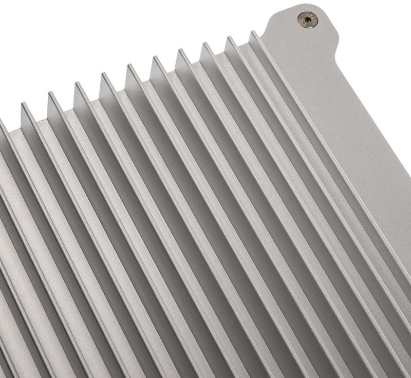 Streamcom - Caixa Mini-ITX Streacom DB1 Silver