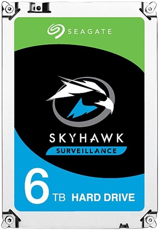 Seagate - Disco Seagate SkyHawk 6TB 7200rpm 128MB SATA III