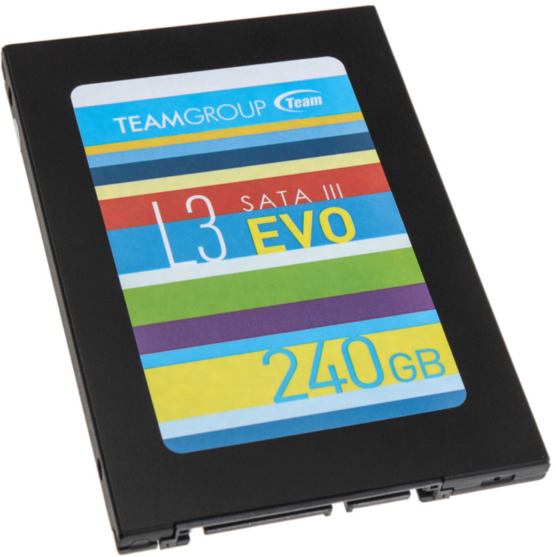Team Group - Disco SSD Team Group L3 EVO 240GB SATA III