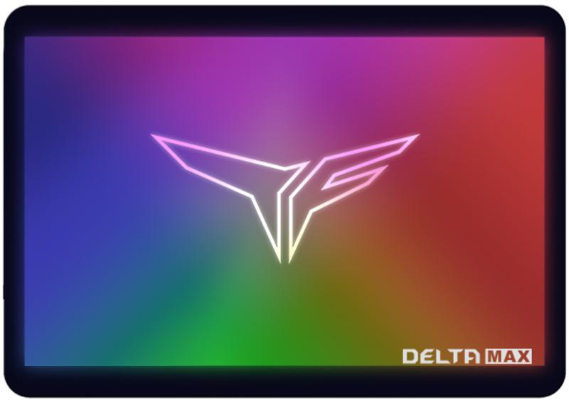 Team Group - Disco SSD Team Group T-Force Delta MAX ARGB 1TB SATA III