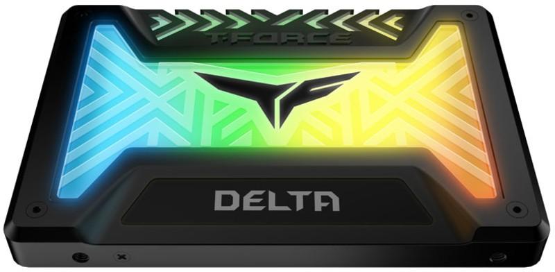 Team Group - Disco SSD Team Group T-Force Delta RGB 250GB SATA III