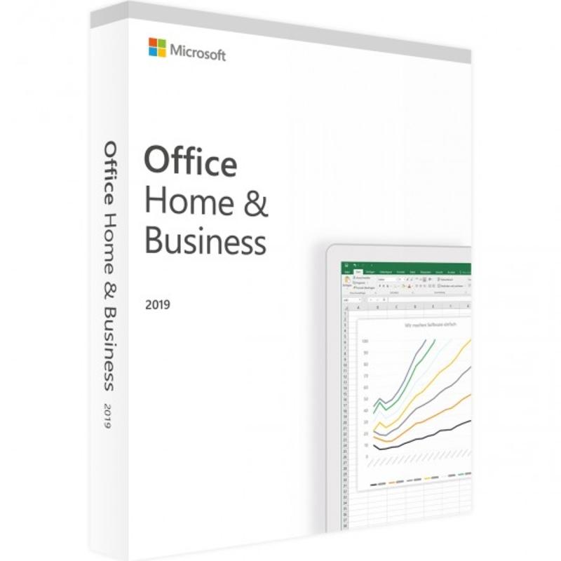 Microsoft - Microsoft Office Casa e Negócio 2019 Português Medialess