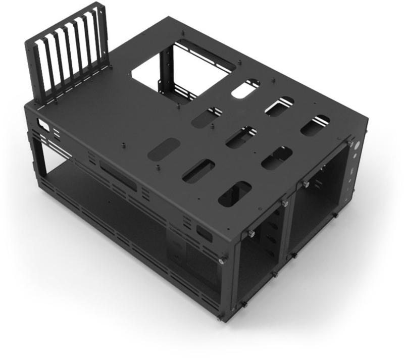 Jonsbo - Benchtable E-ATX Jonsbo TB01 Preto