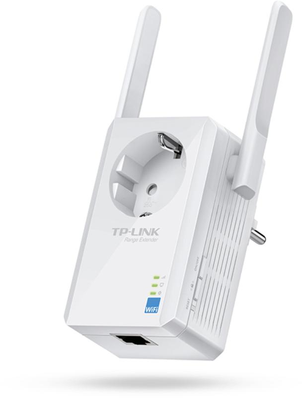 Repetidor TP-Link N300 WiFi Passthrough 2 Antenas