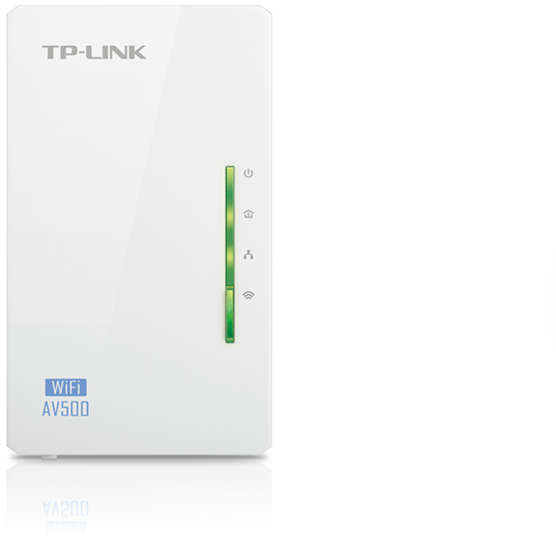Powerline TP-Link AV600 WiFi Extender N300