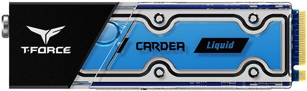 Disco SSD Team Group Cardea Liquid 1TB M.2 NVMe