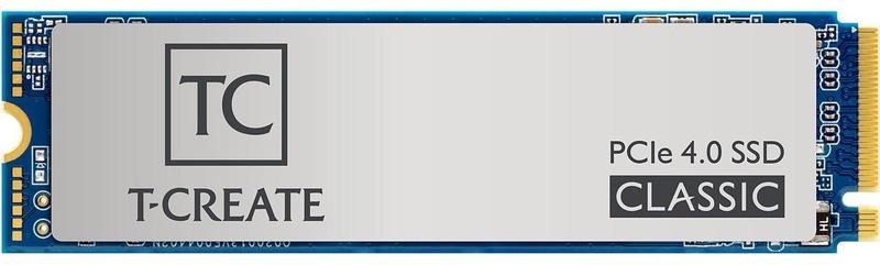Team Group - Disco SSD Team Group T-Create Classic 2TB Gen4 M.2 NVMe
