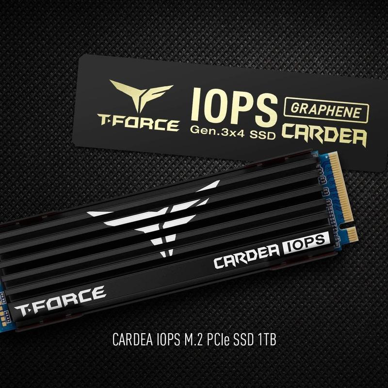 Team Group - Disco SSD Team Group Cardea IOPS 1TB M.2 NVMe