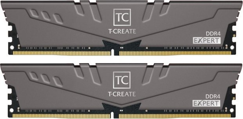 Team Group - Team Group Kit 64GB (2 x 32GB) DDR4 3600MHz T-Create CL18