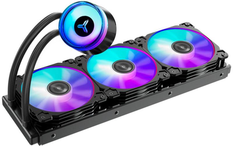 Jonsbo - Cooler CPU a Água AIO Jonsbo ANGELEYES TW2 RGB - 360mm