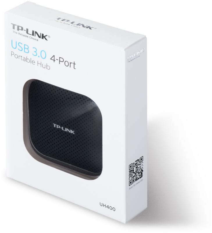 TP-Link - Hub USB TP-Link 4 Portas USB 3.0