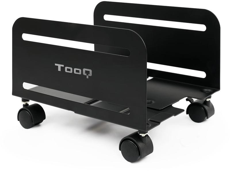 Tooq - Suporte Móvel Tooq para Torre Preto