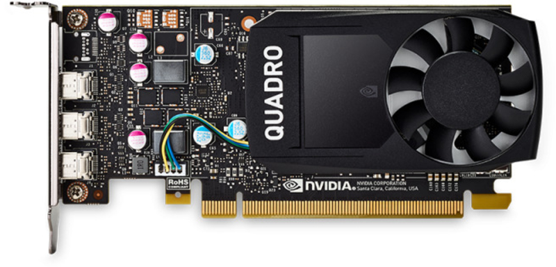 PNY - Gráfica PNY NVIDIA Quadro P400 V2 2GB GD5