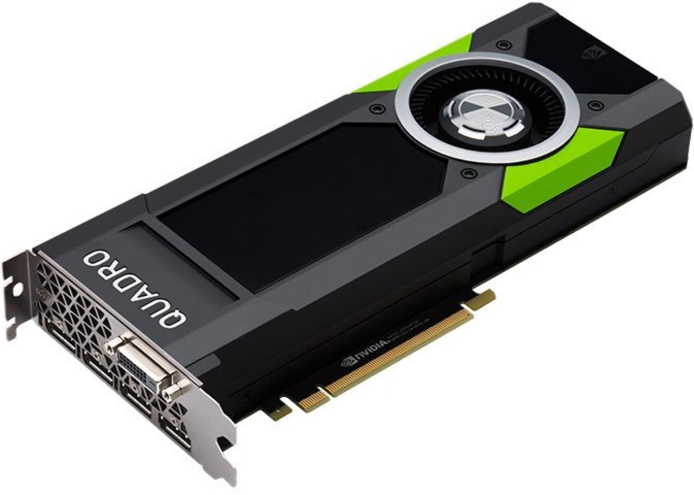 Gráfica PNY NVIDIA Quadro P5000 16GB GD5