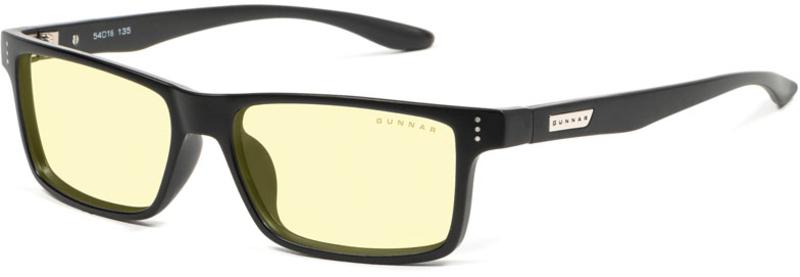 Óculos Gunnar Vertex Gaming - Amber Preto