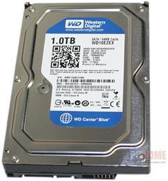Western Digital - Disco Western Digital Blue 1TB 7200rpm 64MB SATA III