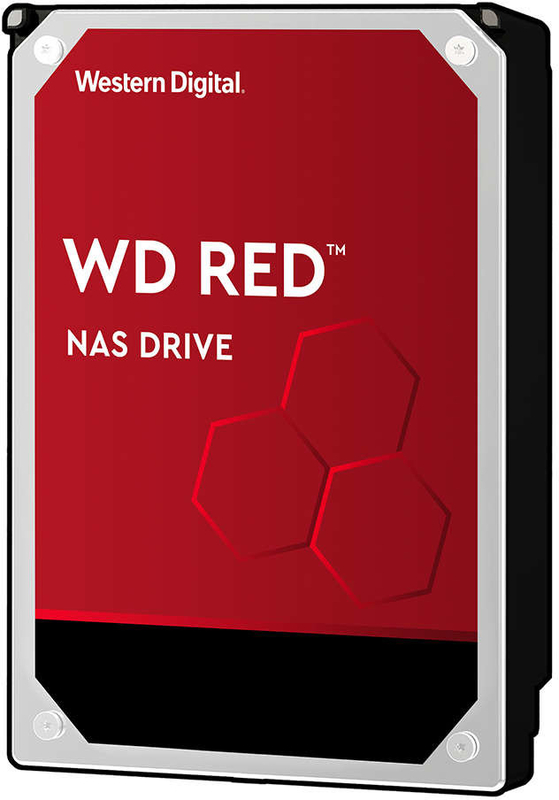Disco Western Digital Red 12TB 5400rpm 256MB SATA III