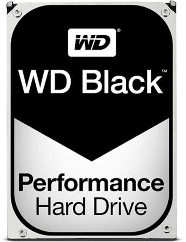 Western Digital - Disco Western Digital Black 4TB 7200rpm 128MB SATA III