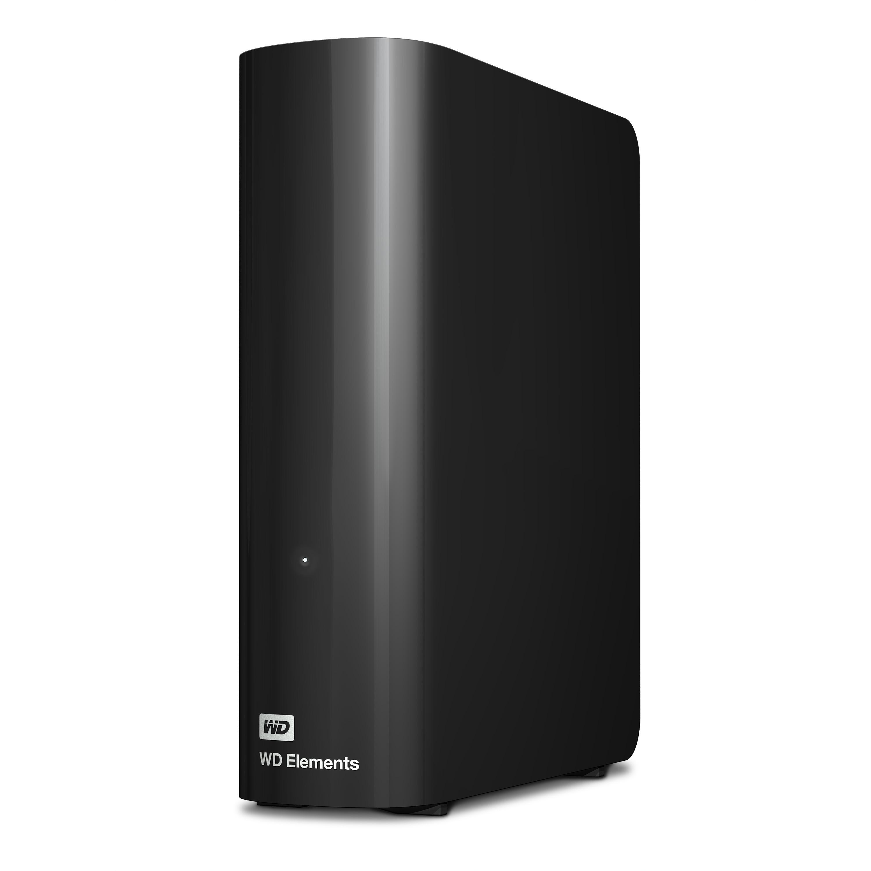 Disco Externo Western Digital Elements 3TB USB3.0