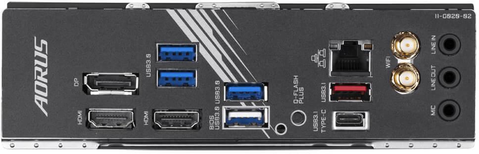 Gigabyte - Motherboard Gigabyte X570-I Aorus Pro WiFi