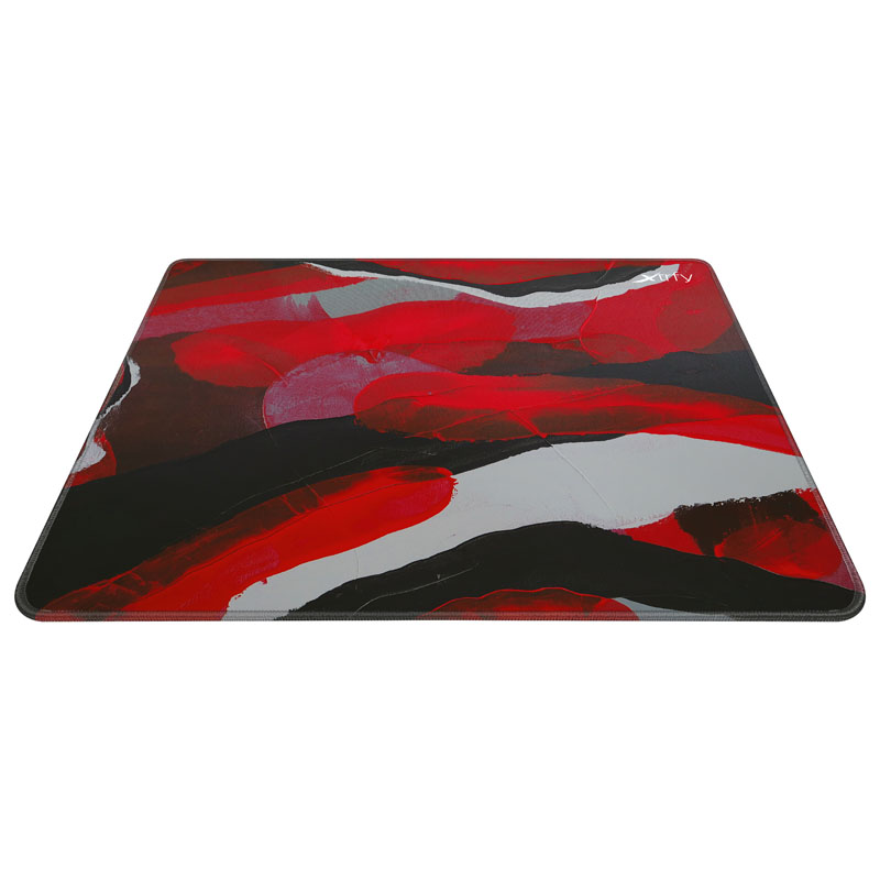 Xtrfy - Tapete Xtrfy GP4 Abstract Retro (460 x 400 mm)