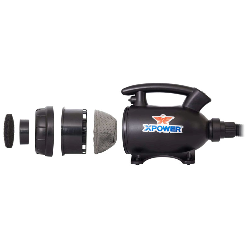 IT Dusters - Blower IT Dusters Xpower A5 1000W