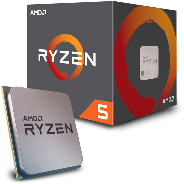 Processador AMD Ryzen 5 2600 6-Core (3.4GHz-3.9GHz) 19MB AM4