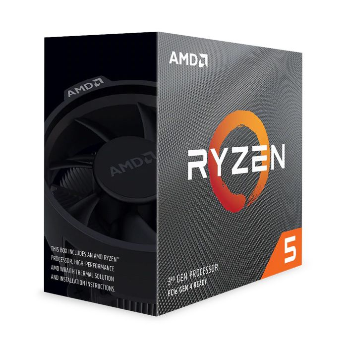 Processador APU AMD Ryzen 5 3400G 4-Core RX Vega (3.8GHz-4.2GHz) AM4