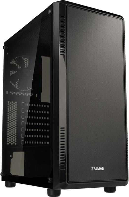 Zalman - Caixa ATX Zalman S4 - Preta
