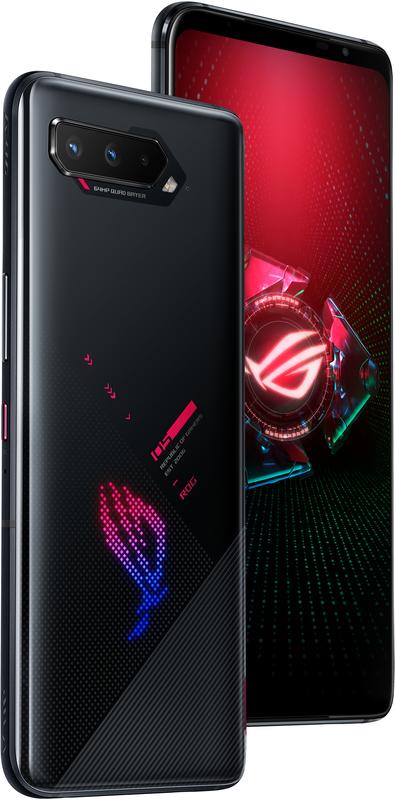 "Asus - Smartphone Asus ROG Phone 5 6.78"" (12 / 256GB) Preto Brilhante"