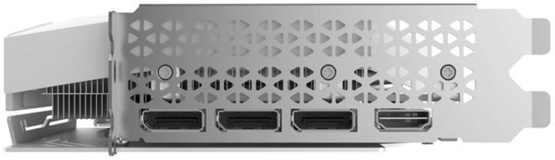 ZOTAC - Gráfica ZOTAC GeForce® RTX 3060 AMP Edition White 12GB GD6