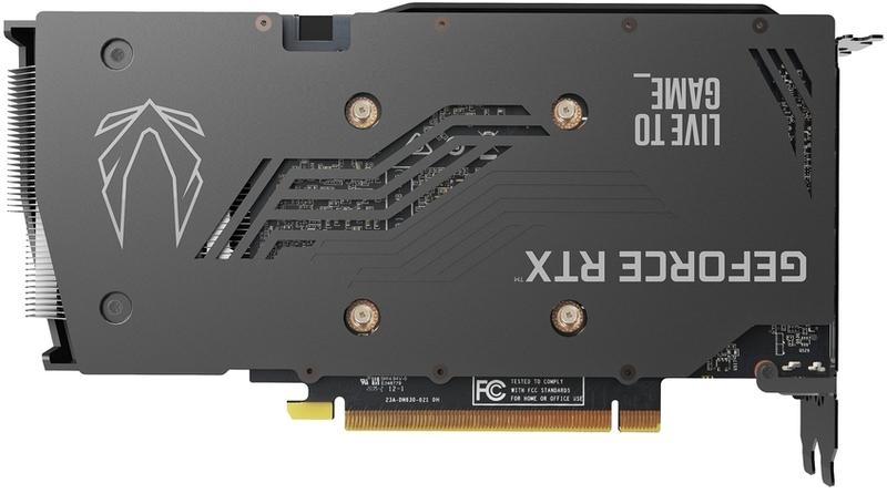 ZOTAC - Gráfica ZOTAC GeForce® RTX 3060 Twin Edge OC 12GB GD6