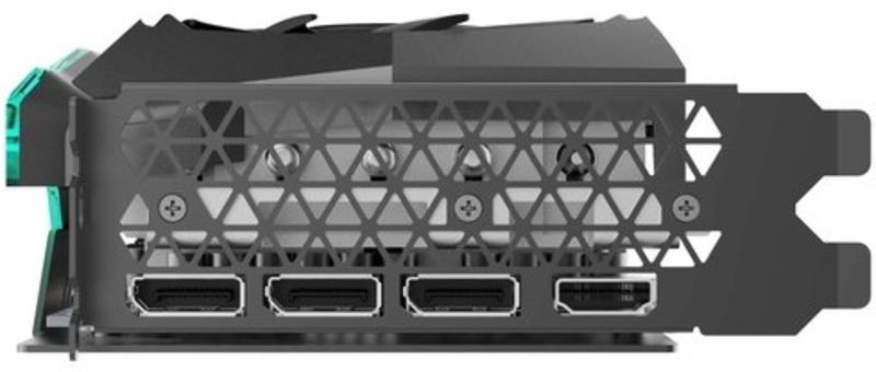 ZOTAC - Gráfica ZOTAC GeForce® RTX 3070 Ti AMP Holo 8GB GD6