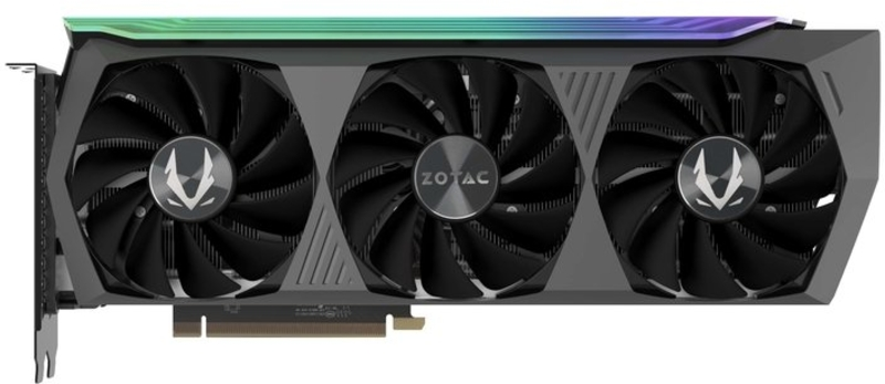 ZOTAC - Gráfica ZOTAC GeForce® RTX 3080 AMP Holo 10GB GD6X