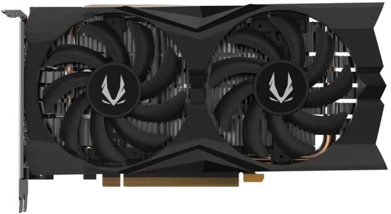 ZOTAC - Gráfica ZOTAC GeForce® GTX 1660 Twin Fan 6GB GD5